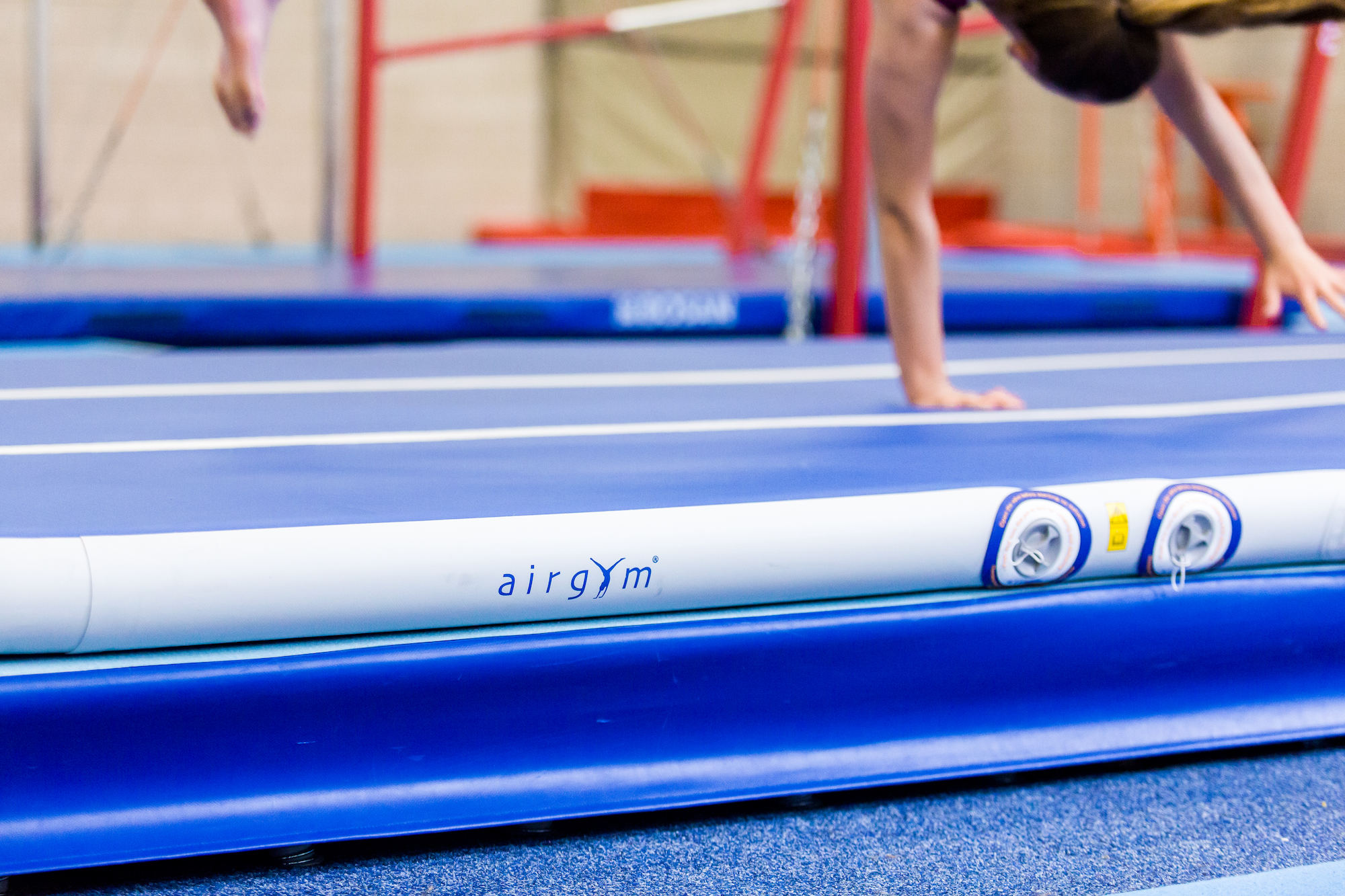 Warum Airgym Airtracks?